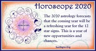 January 2020 Horoscopes