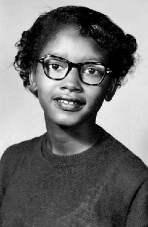 Claudette Colvin Goes To Work