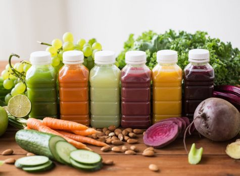 Fact or Fad: Juice Cleanses